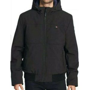 NEW Men's Tommy Hilfiger Men's Soft Bomber Jacket